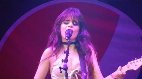 Camila Cabello- I'll Never Be the Same (B96 Summer Bash '17)-0