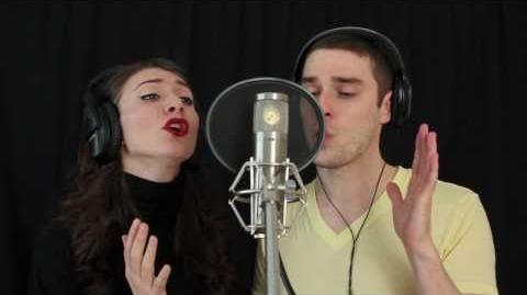 Adele - Someone Like You (Cover by Karmin and Aston)