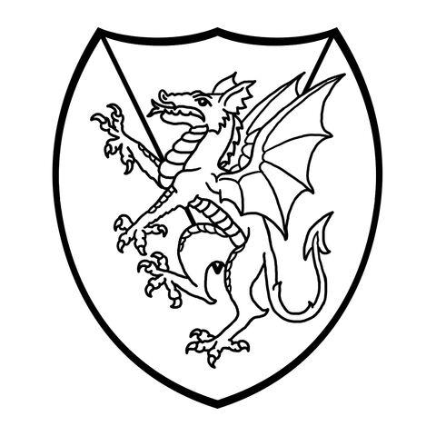 File:Shield dragon bw.jpg