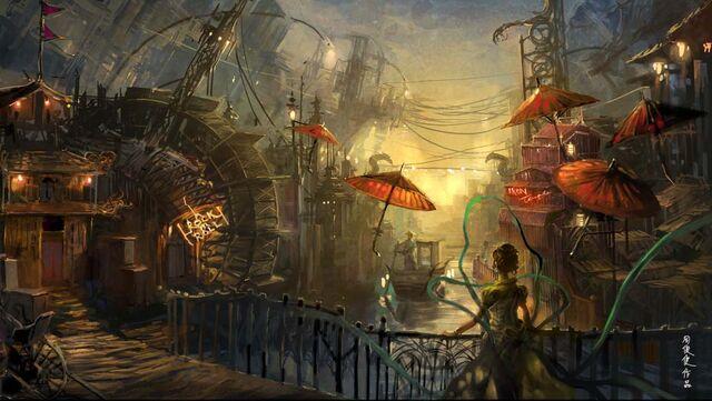 File:Jetsam city II by henryz.jpg