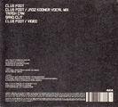 Club Foot CD Single (PARADISE08) - 3