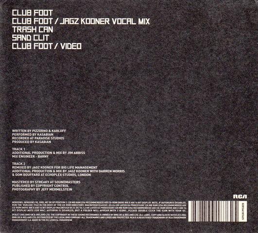 File:Club Foot CD Single (PARADISE08) - 3.jpg