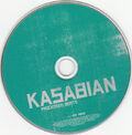 Processed Beats Maxi CD Single (PARADISE21) - 2