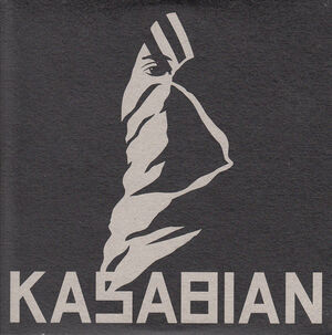 Kasabian Album Promo CD (PARADISE12) - 1