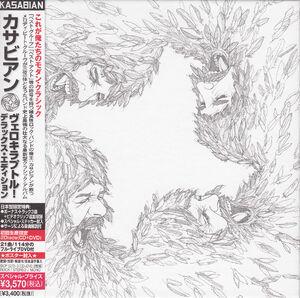 Velociraptor! CDDVD Album (Japan) - 1