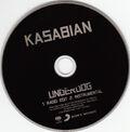 Underdog Black Promo CD - 2
