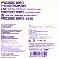 Processed Beats CD Single (Japan) - 2