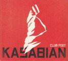 Club Foot CD Single (PARADISE08) - 1