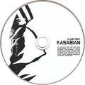 Club Foot Reissue Promo CD (PARADISE28) - 2