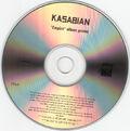 Empire Album Promo CD (PARADISE35) - 4