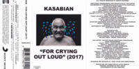 For Crying Out Loud Cassette Album (PARADISE97)/Gallery