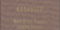 West Ryder Pauper Lunatic Asylum CD/DVD Album (PARADISE58)
