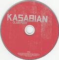 Club Foot CD Single (PARADISE08) - 2