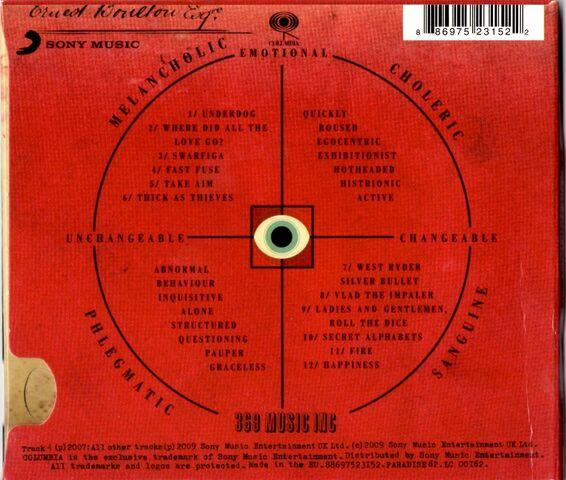 File:West Ryder Pauper Lunatic Asylum CD Slipcase (PARADISE62) - 2.jpg