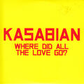 Where Did All The Love Go Promo CD (PARADISE63) - 1