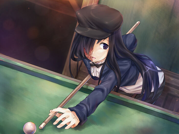 Hanako billiards break