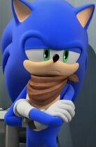 Sonic the Hedgehog Crossing His Arms (Sonic Boom Edition) 10