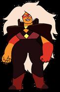 Jasper with Cloak