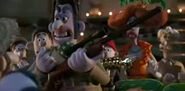 Wallace and gromit curse of the were-rabbit 14 - victor's rifle