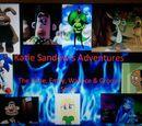 Katie Sandow's Adventures: Katie, Emily, Wallace and Gromit