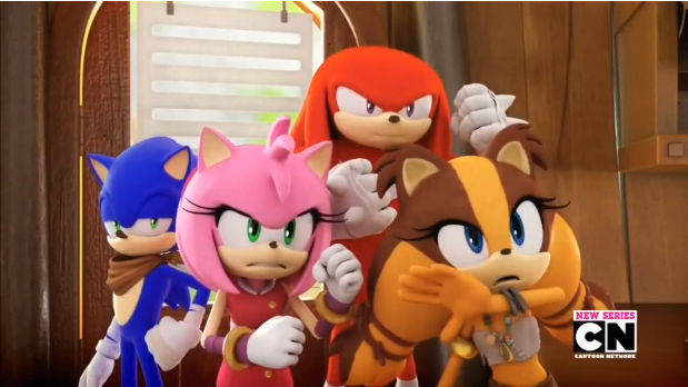 File:Sonic boom tv series sonic knuckles amy sticks by luniicookiez-d892dac.png