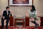 China National Orchestra Welcomes Katy Perry 4