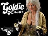 Katy Perry Goldie the Dancer