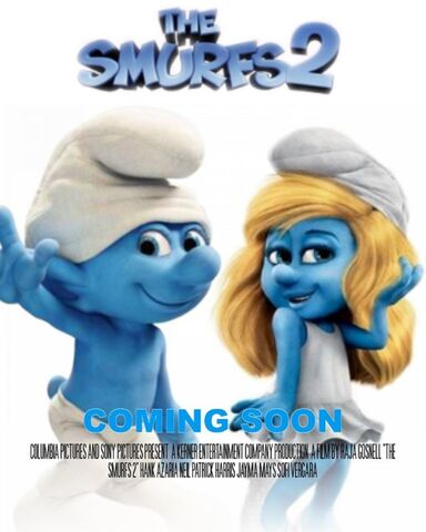File:The Smurfs 2 Empire Cinema Wallpaper.jpg