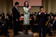 China National Orchestra Welcomes Katy Perry 5