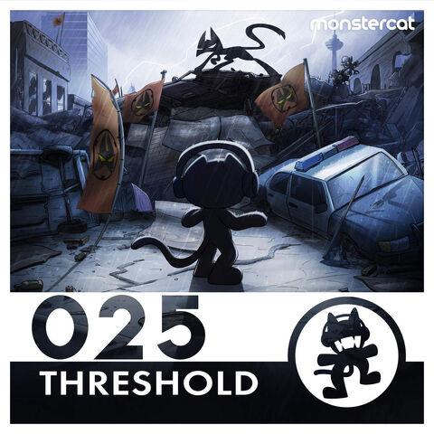 File:Monstercat 025 - Threshold.jpg