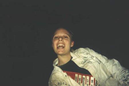 thumbLeen Verhoeven op de KDA Doop 1998