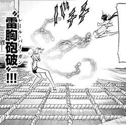 Fuyuyu Tsurugi Rail Boob