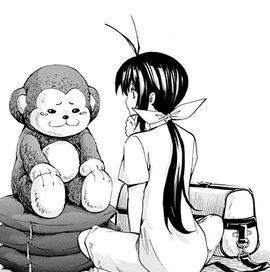 Monkicchi Manga