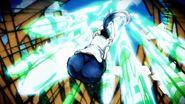 Shirayuki stops the lumber
