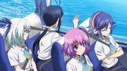 Sayaka, Nozomi, Kawai, Fujisaki went to the training camp