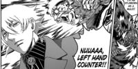 Left Hand Counter
