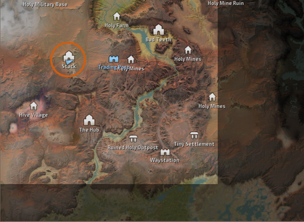Stack Map