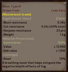MaskTypeIII