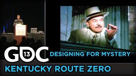 Designing For Mystery In Kentucky Route Zero