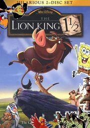 SpongeBob's Adventures of The Lion King full story