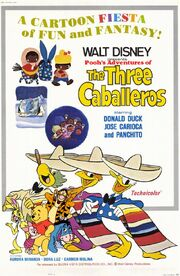 Pooh's Adventures of The Three Caballeros