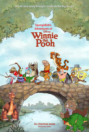 SpongeBob's Adventures of Winnie the Pooh
