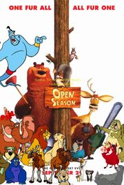 Simba, Timon, and Pumbaa's Adventures of Open Season poster 1