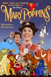 Simba Timon Pumbaa Mary Poppins