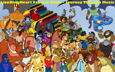 LionKingHeart Fantasy Films - Journey Through Music