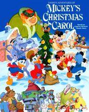 Danny's Adventures of Mickey's Christmas Carol
