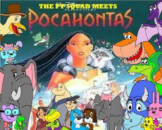 The FT Squad Meets Pocahontas