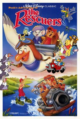 Pooh's Adventures of The Rescuers