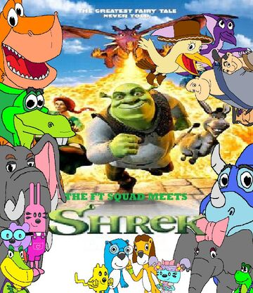 The FT Squad Meets Shrek
