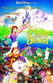 Thomas and Twilight Sparkle's Adventures of Beauty and the Beast